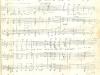 Партитура на химна от 1958 г. - 2 част