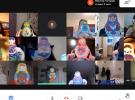 Онлайн работилница по рисуване на матрьошки на руски език